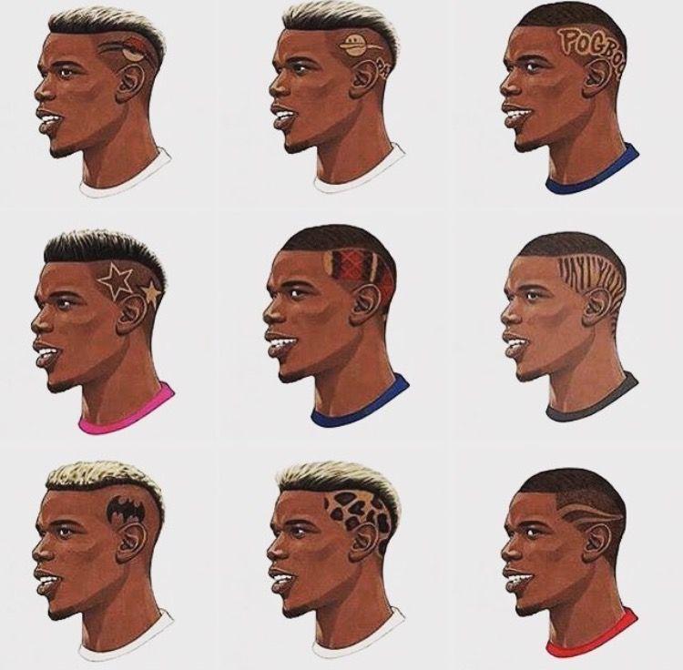 11+ Pogba haircut ideas in 2021