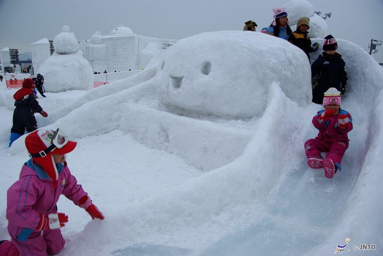 a winter wonderland the asahikawa winter festival. Black Bedroom Furniture Sets. Home Design Ideas