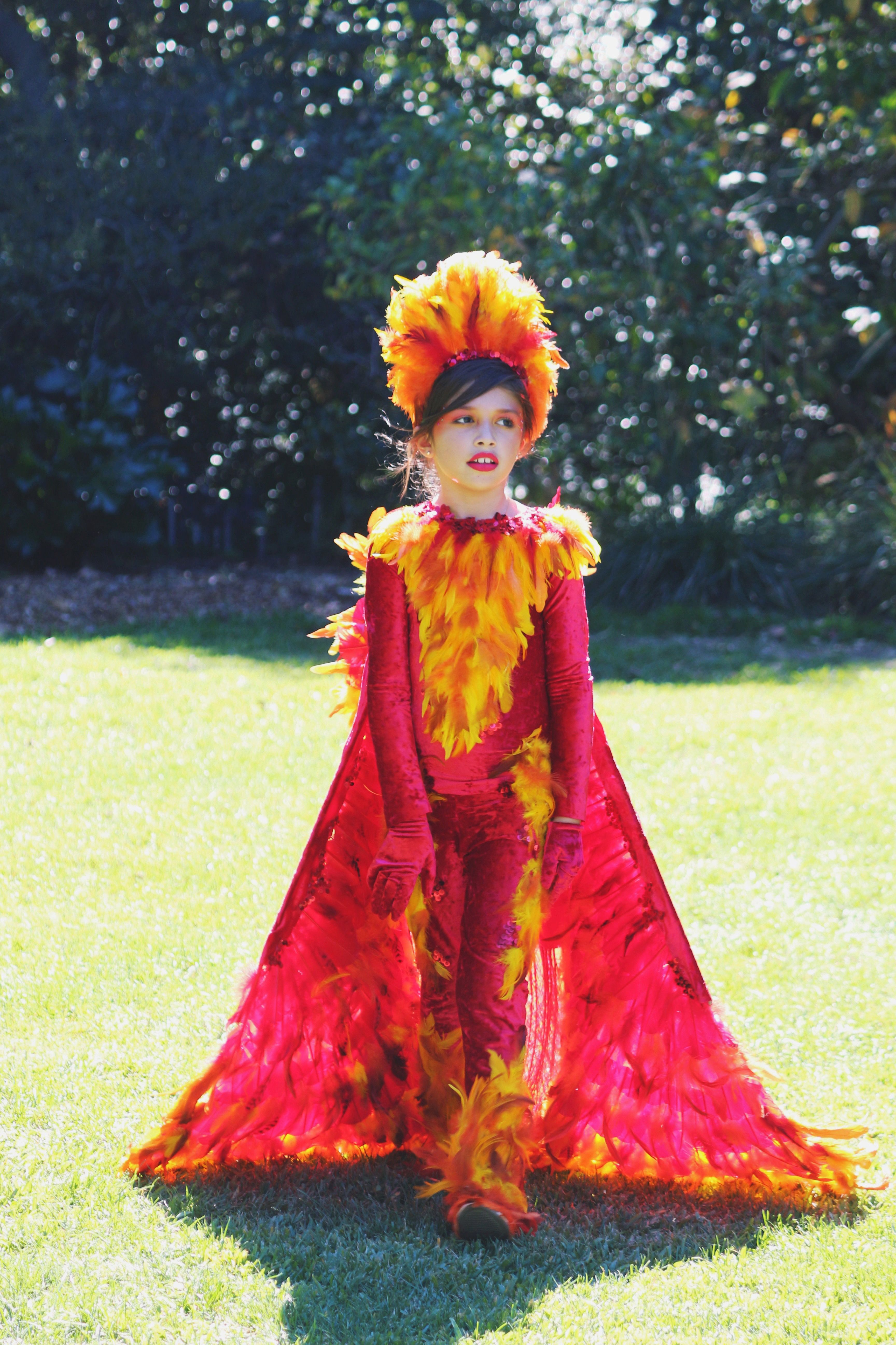 Halloween Events Pheonix 2020 Phoenix costume | Diy costumes kids, Phoenix costume, Diy costumes