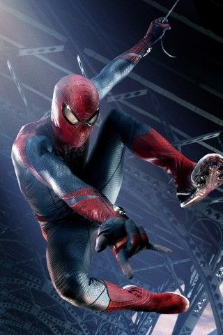 Spiderman Iphone 5 Wallpaper Hd