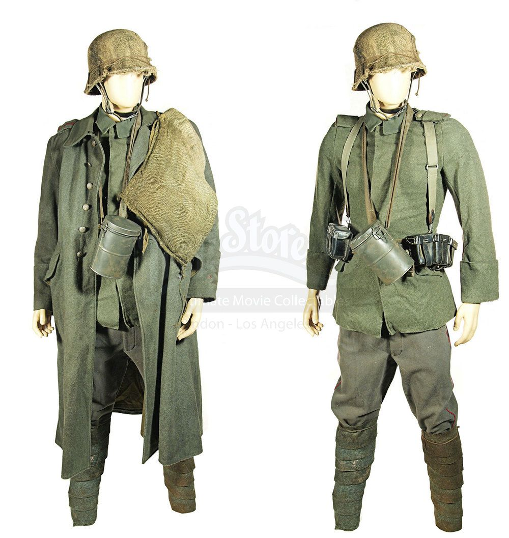 German Infantry 1918 Trenches Uniform | Movιe prop ...