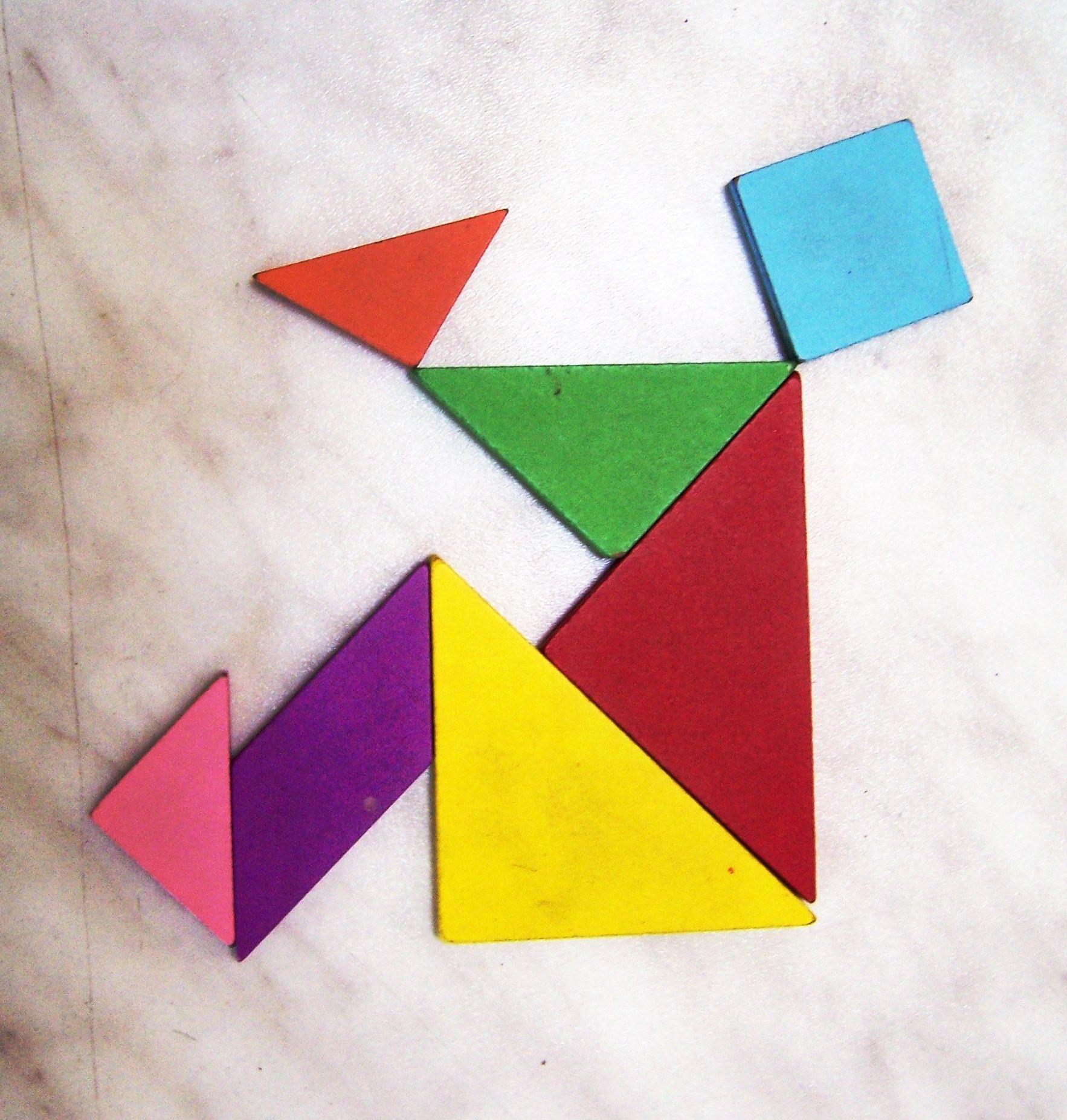 Pin Oleh Art Teacher Di Tangrams