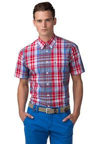 Cas Check Shirt - 902 - Casual Shirts, from Tommy Hilfiger