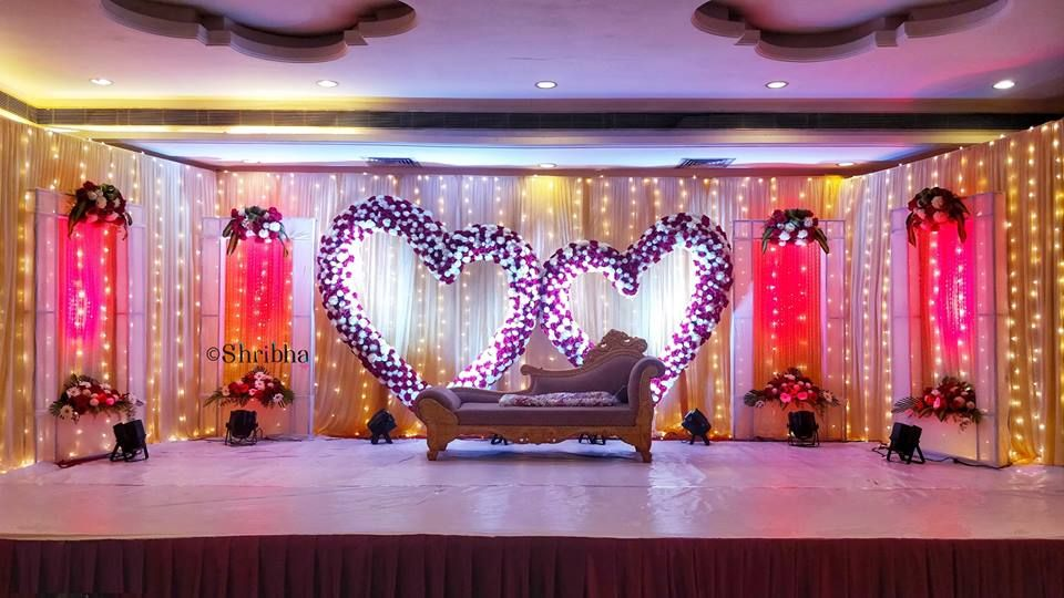 A Splendid Reception Stage Decor To Celebrate Your Best