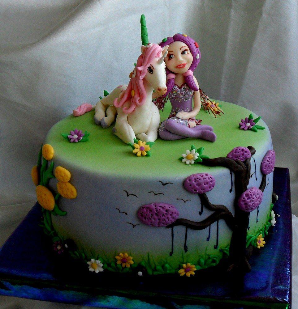 mia and me torte