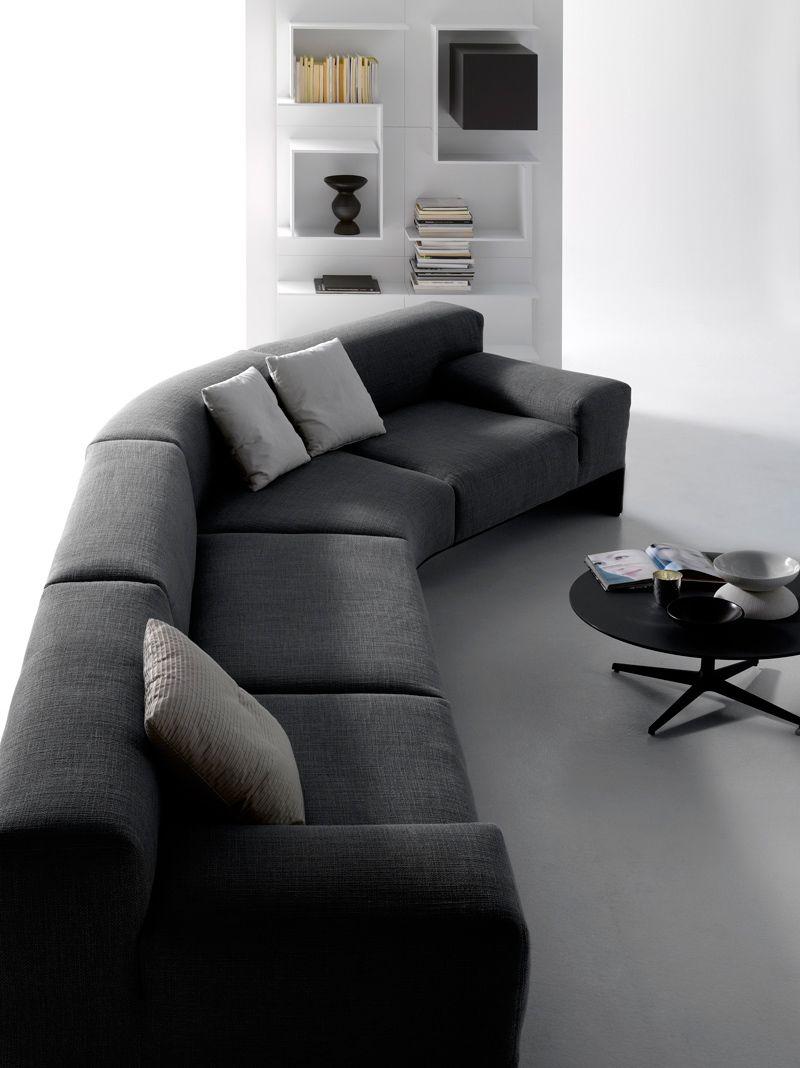 Sofá Arch de MDF Italia. Muebles de diseño. | Sofás - muebles de ...