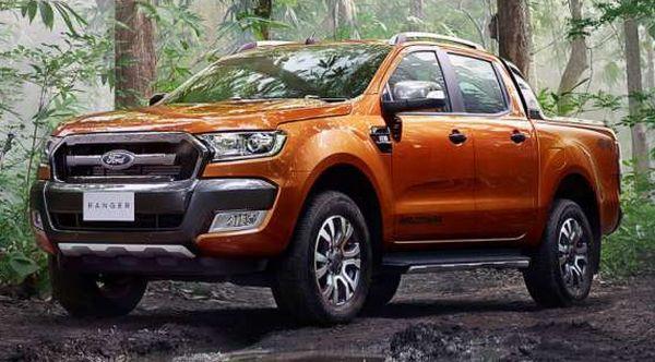 New 2017 Ford Ranger Ford Ranger Wildtrak Ford Ranger Ford Ranger Raptor