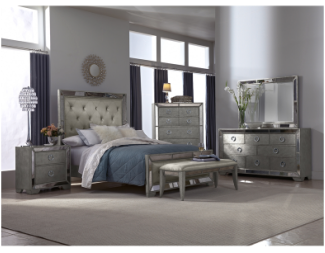 5pc Bedroom Set SALE Queen 999.99! Also available in King