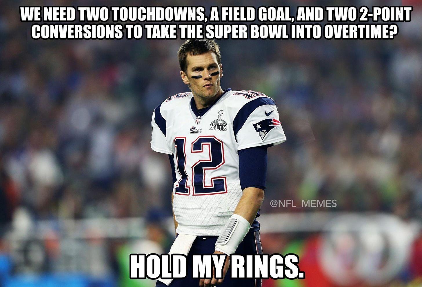 Even As A Falcons Fan I Found This Funny Patriots Memes Tom Brady New England Patriots Memes