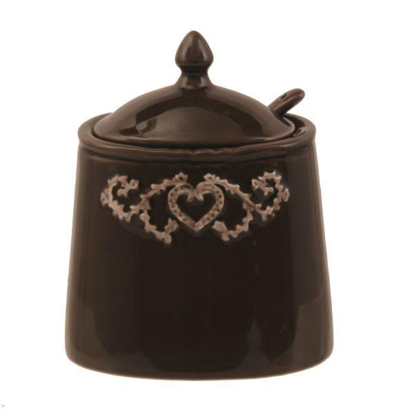 Sugar bowl, Caroline Collection