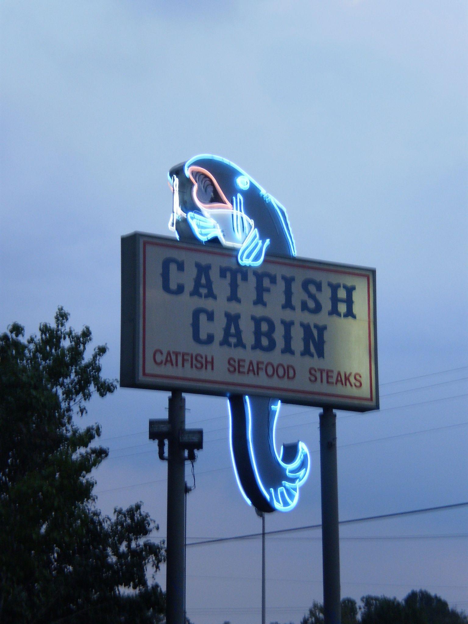 Catfish Cabin Jackson Tn Best Catfish Ever We Always Eat There