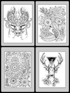 Pagan Symbols Free Pagan Coloring Pages Wicca Book of Shadows PDF ...