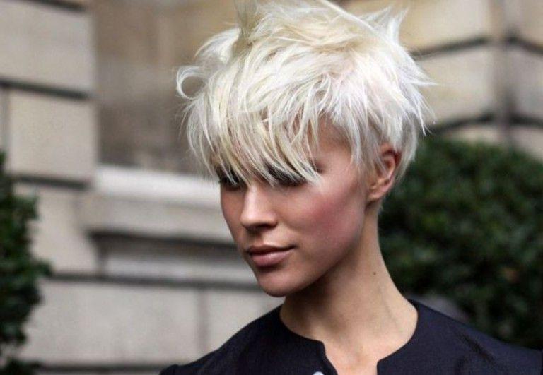 Kurzhaarfrisuren Undercut Frauen Frisuren Trendfrisuren