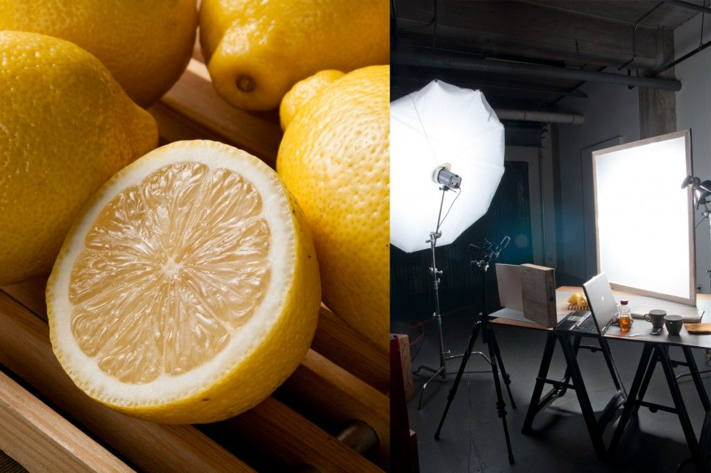 How to Setup a Food Photography Studio: Part 1