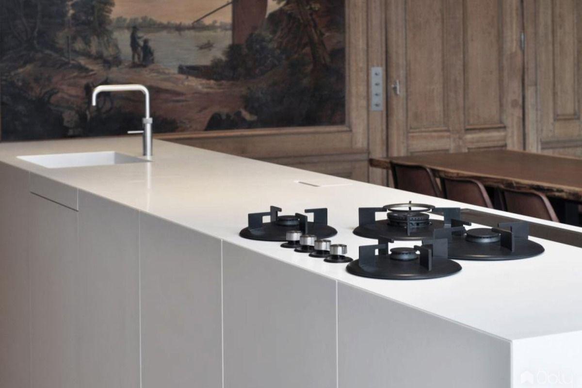 Design Cube Keuken : Nuuun cube keuken project herengracht kitchen