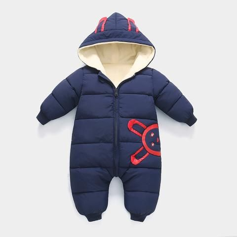 993cfedce2e5 Baby Rompers Winter Jackets for Baby Girls Clothing Spring Autumn ...