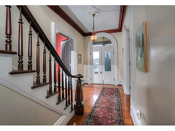 Twisted Handrail Finding A House Low Ceiling Hackettstown