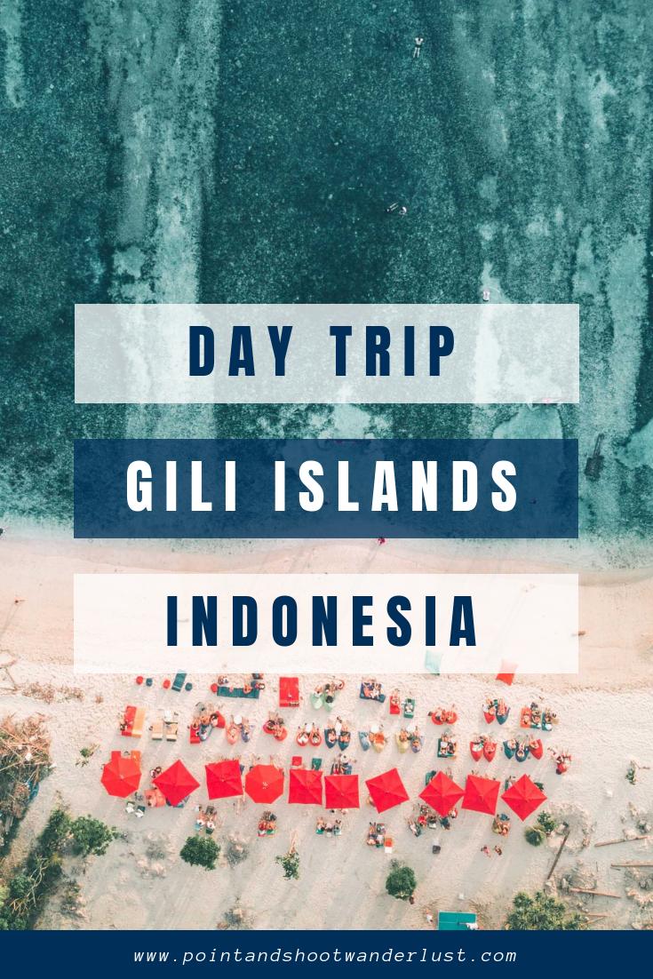 GILI ISLANDS DAY TRIP | Gili Islands, Indonesia | #travel #Indonesia #Asia #SoutheastAsia #beach #islands | Island hopping in Gili | Wonderful Indonesia | Lombok | Gili Trawangan | Gili Air | Gili Meno | Things to do in Gili | Snorkeling | Gili Swing |