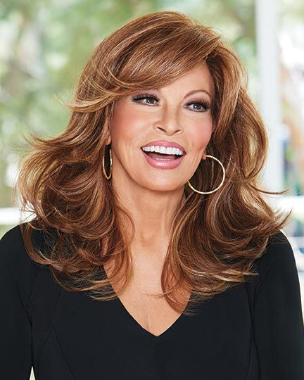 Raquel Welch Wigs Curve Appeal In 2020 Raquel Welch Wigs Wig Hairstyles Glamorous Hair
