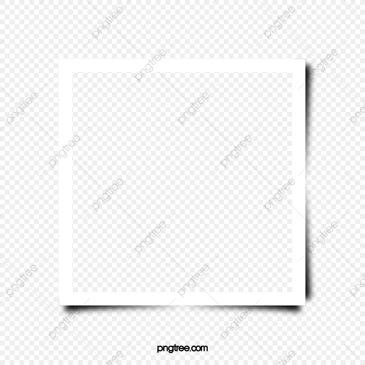 White Square Frame Border Border Clipart Frame Frame Picture Png Transparent Clipart Image And Psd File For Free Download White Square Frame Frame Clipart Painted Picture Frames