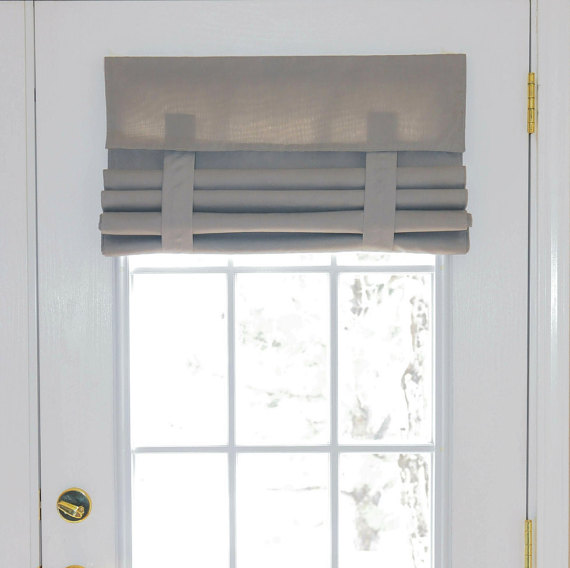 This Is Not A Roman Shade Even Better No Cords And No Holes