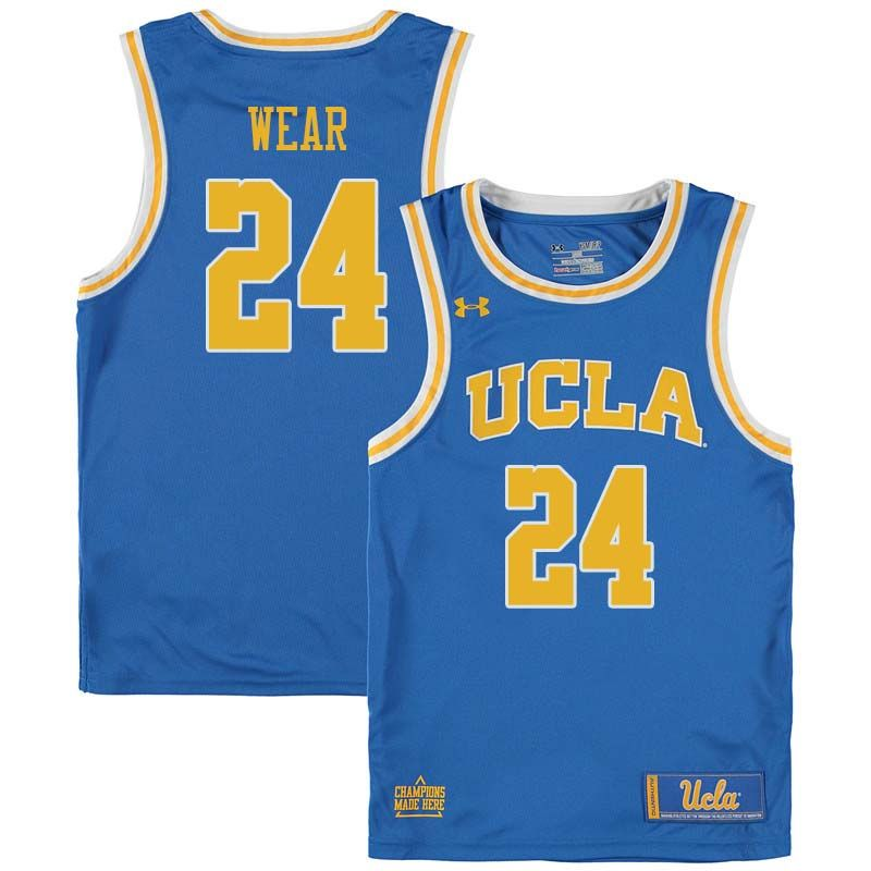 wholesale dealer d5430 e3bf4 Pin on UCLA Bruins Basketball Team