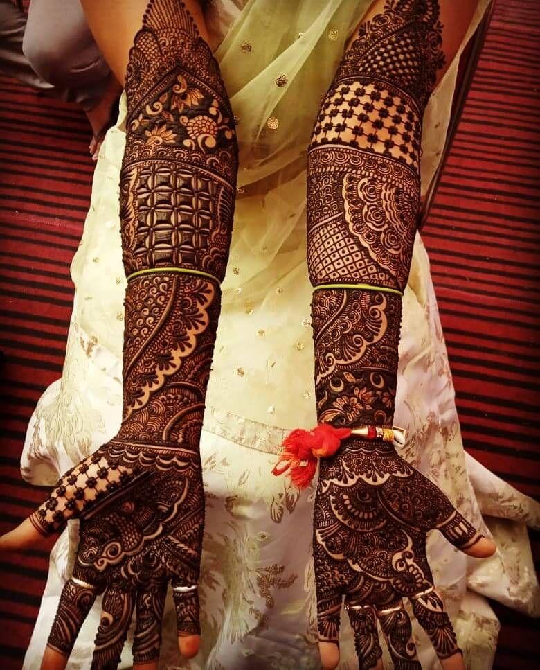 Bridal Mehndi Designs Mehndidesign Bridalmehndi