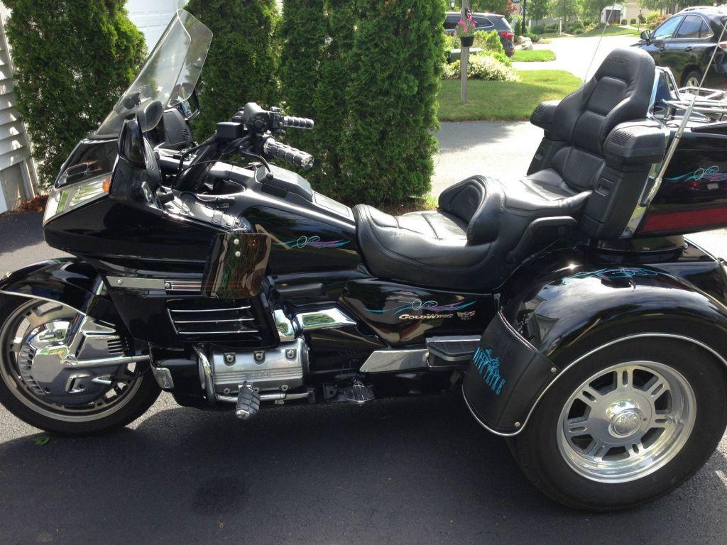1998 Honda Goldwing Motor Trike Trike Motorcycle Trike Tri Scooter