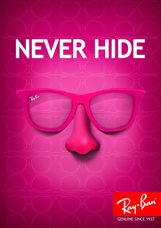 e0f78e9b Ray•Ban - Never Hide - Bij Optiek Aerden | Ray Ban | Ray bans, Ray ...
