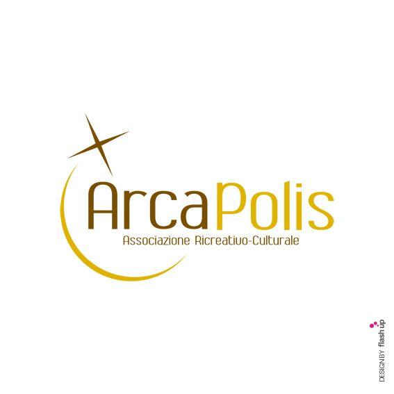 Associazione Arca Polis. Logo Design by FLASH UP. Please visit: www.facebook.com/flashupxx #logodesign #logo #logotype #photoshop #flashupdesign #concept #furcisiculo #rgb #cmyk #pantone #graphicdesign #design #grafica #graphic
