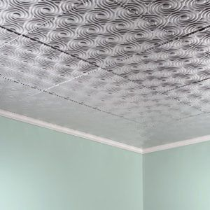 fasade ceiling tile glue - Fasade Ceiling Tiles