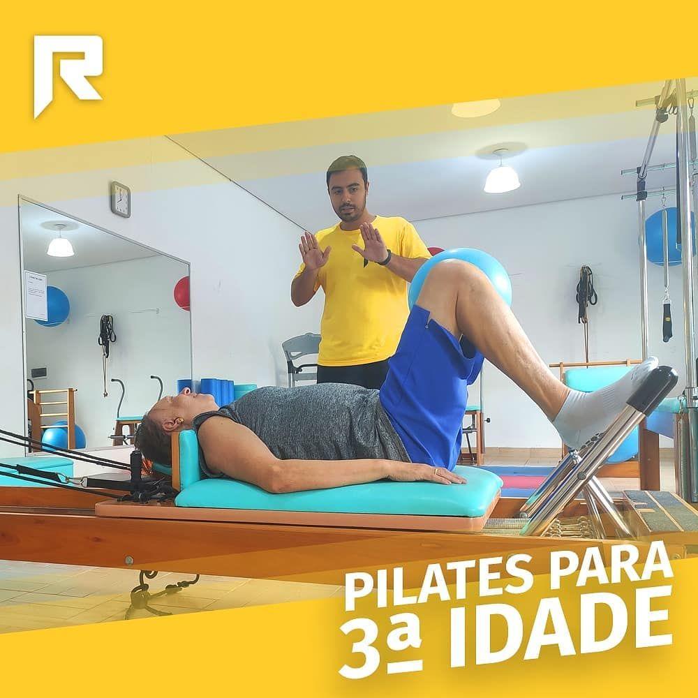 Todos sabemos que é de extrema importância a atividade física no nosso dia a dia, e na 3ª idade deve...