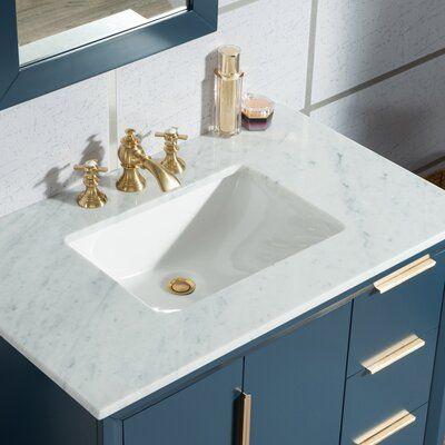 "Ivy Bronx Tappahannock 36"" Single Bathroom Vanity Set   Wayfair"