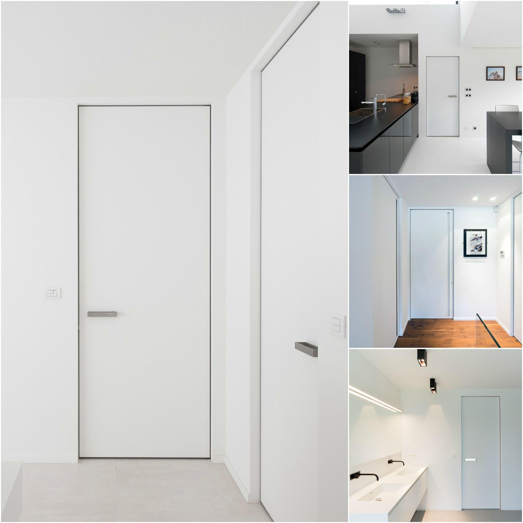 portes int rieures invisibles d 39 anyway doors la r f rence belge pour des portes int rieures. Black Bedroom Furniture Sets. Home Design Ideas