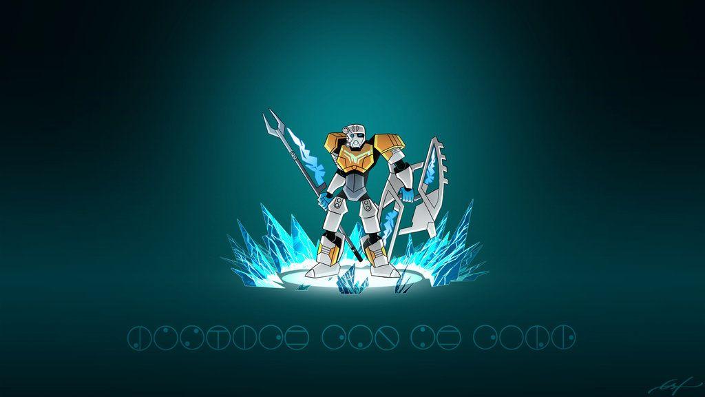 Kopaka 2015 Animation Wallpaper By Ferain On Deviantart Animation Bionicle Wallpaper
