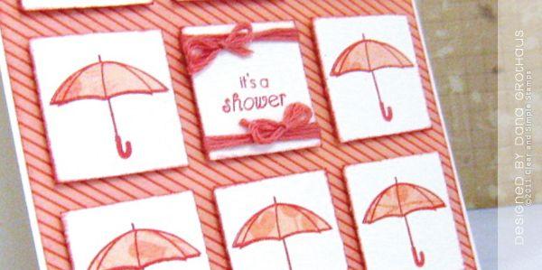 carte parapluie
