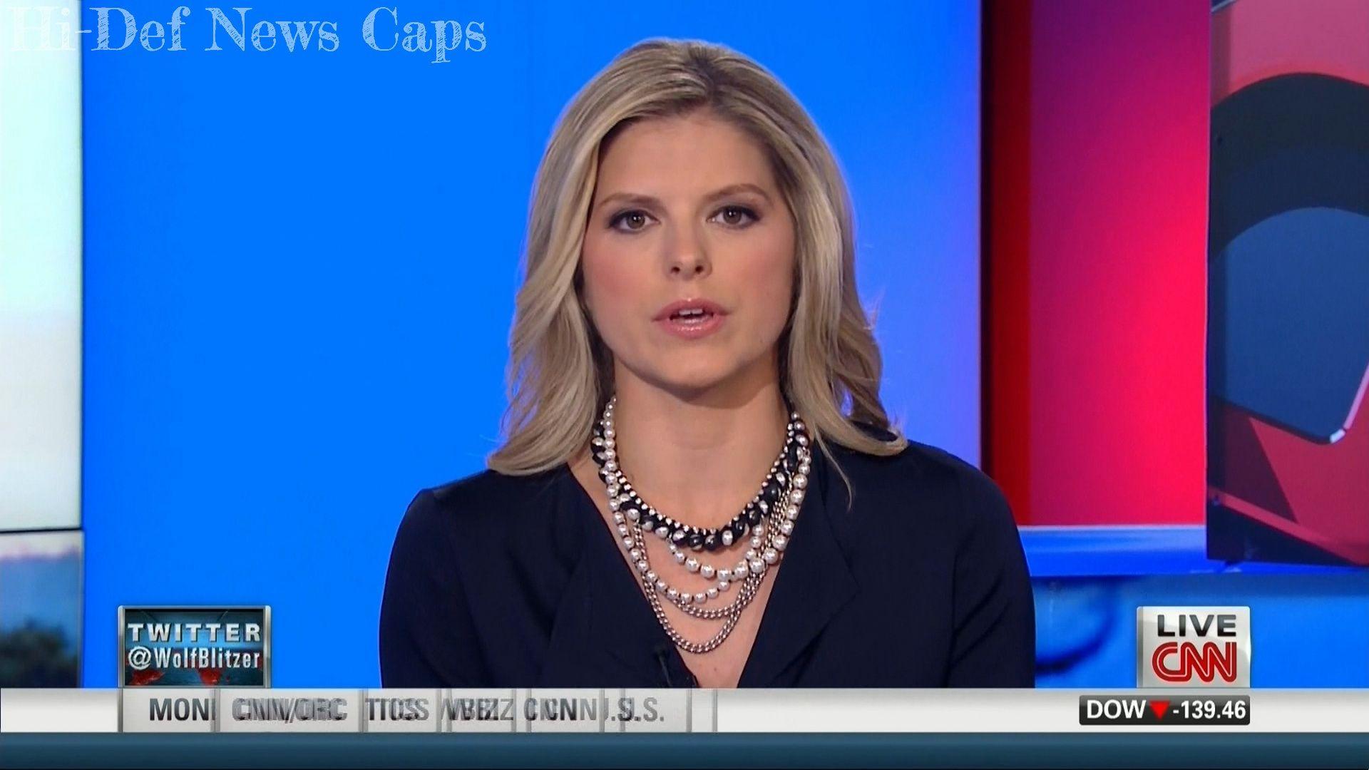 Kate Bolduan November 2, 2012 Kate, News anchor