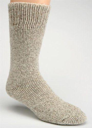 Winter Sock J B Field S Artic Trail 40 Below Sock Men S Beige 2 Pairs Lg Mens 8 12 Womens 9 13 Sox Shop Http Www Winter Socks Warm Wool Warm Socks