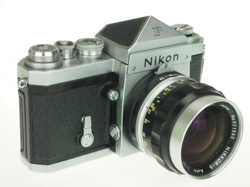 Dating Nikon lenzen