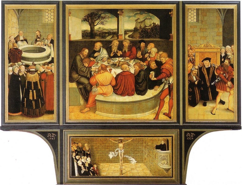 """How Did Christians 500 Years Ago """"Do Church""""? 