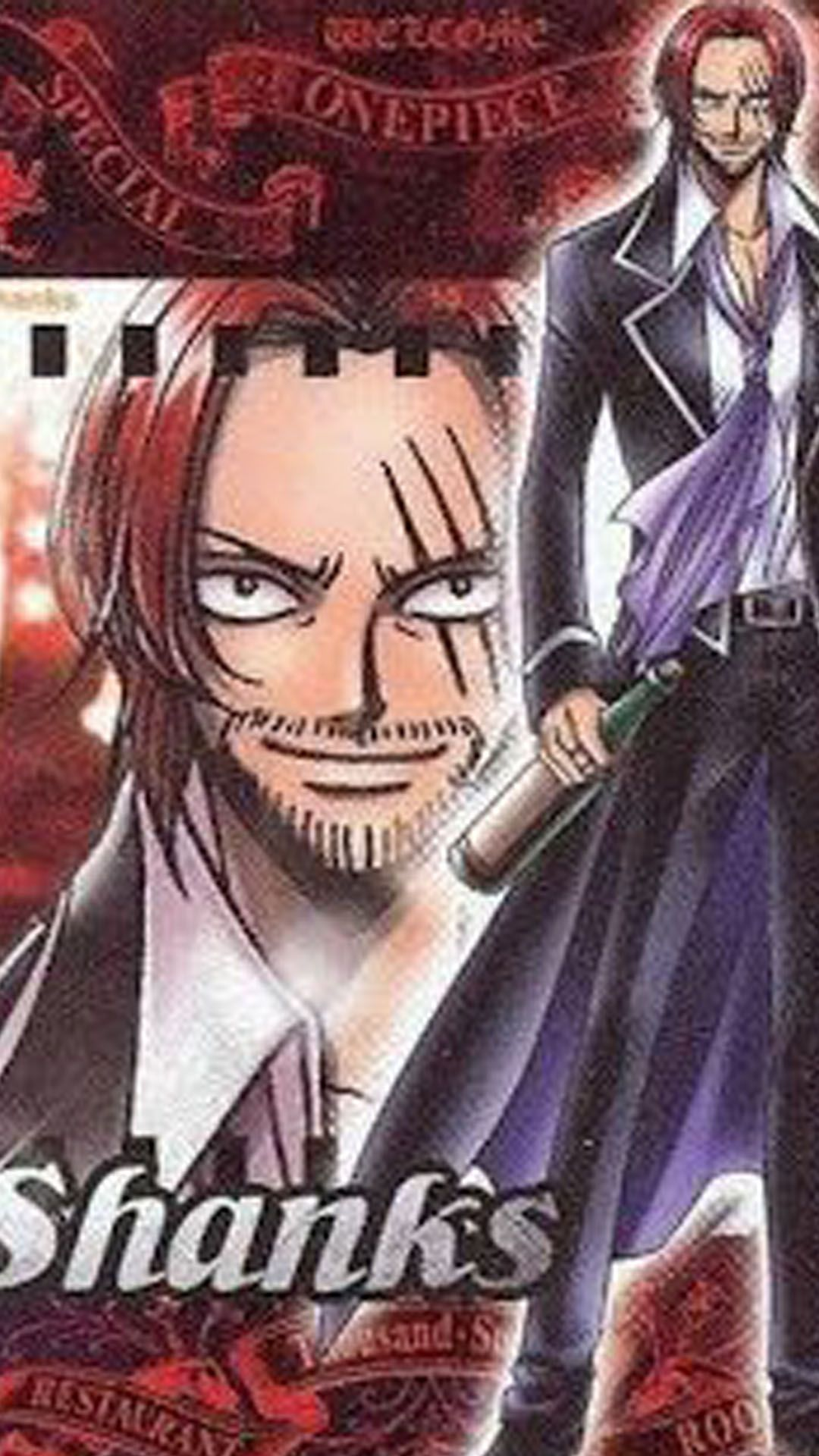 Shanks Wallpaper 28 Shanks One Piece Man One Piece Shank