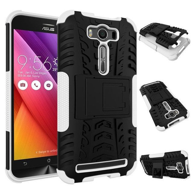 6a000fb21f3e69 For Asus Zenfone 2 Laser ZE500KL Case Armor Rubber Silicone Phone Cover For  Zenfone 2 Laser