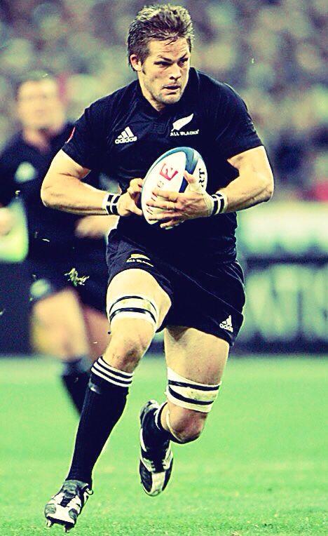 Richie Mccaw All Blacks Captain Hombres De Rugby Jugadores De Rugby Deportes