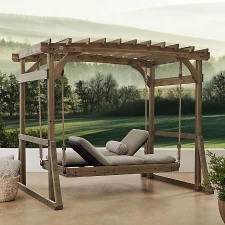 Backyard Discovery Claremont Lounger In 2020 Outdoor