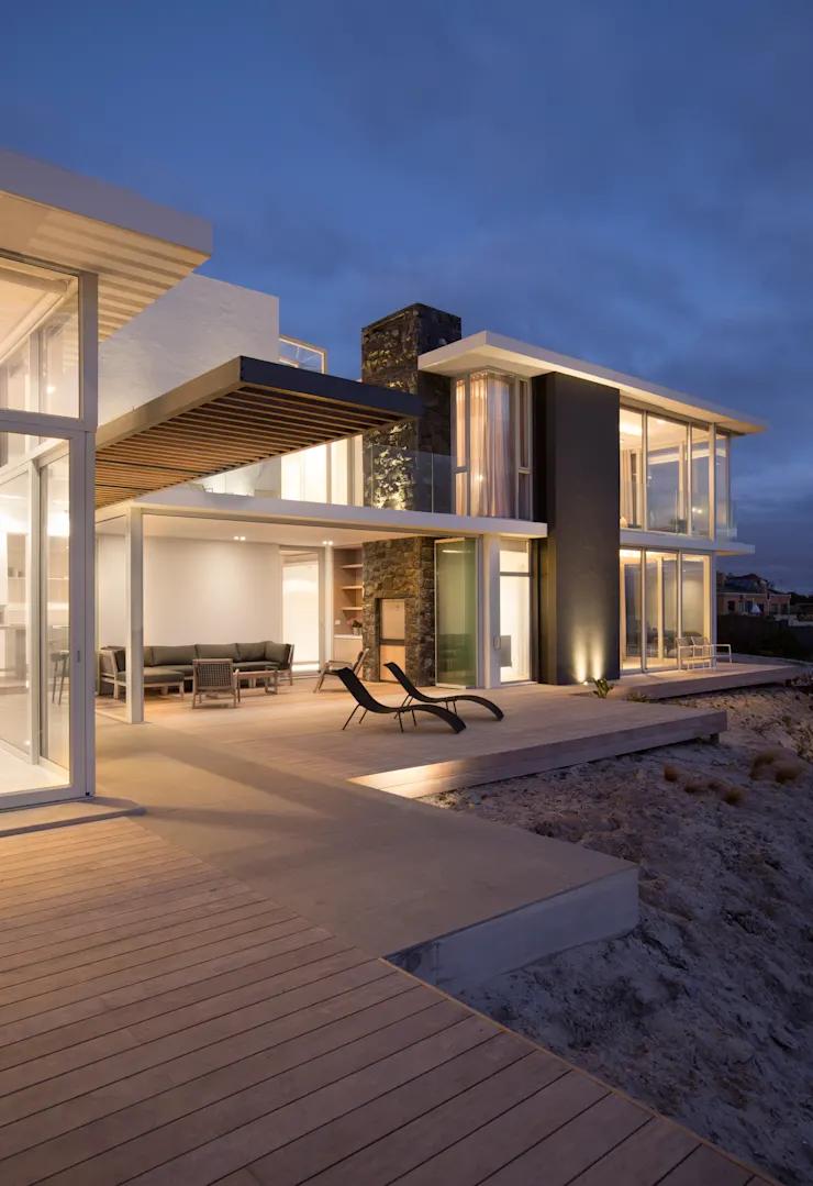 #outdoorarea #terrace #modernhouse #housedesign