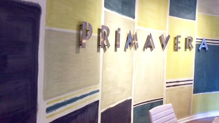 "Primavera Interior Furnishings (@primaverainteriorfurnishings) on Instagram: ""PORTER TELEO Wallcovering at @primaverainteriorfurnishings ・・・・・・・・・・・・・・・ Primavera is ""Outside…"""