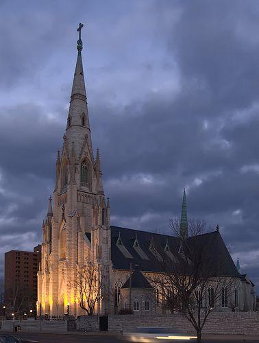 Saint Alphonsus Liguori Roman Catholic Church In Saint Louis