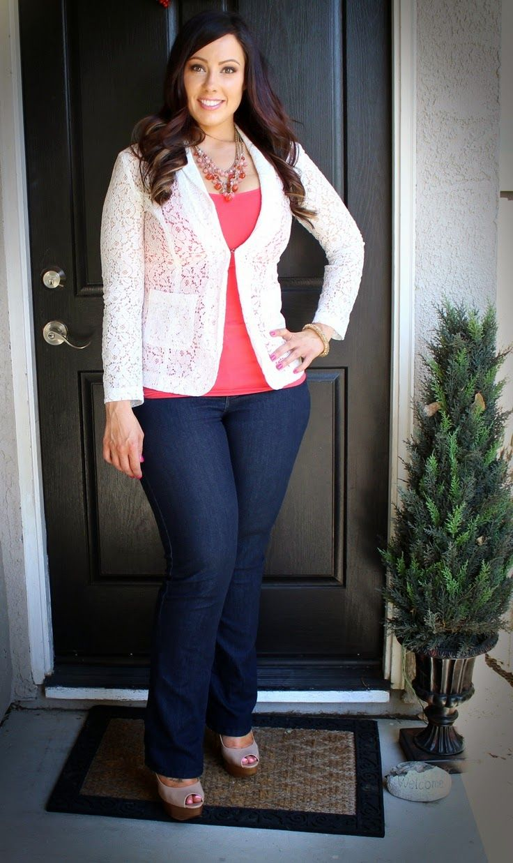 Summer Outfits for the Curvy Girl