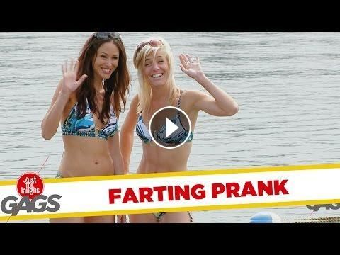 Did You Just Fart Underwater Prank  #funny #prank