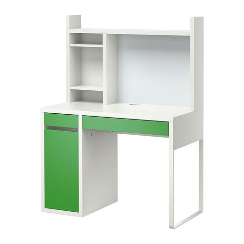 Micke Schreibtisch Weiss 105x50 Cm Hol Dir Dein Lieblingsstuck